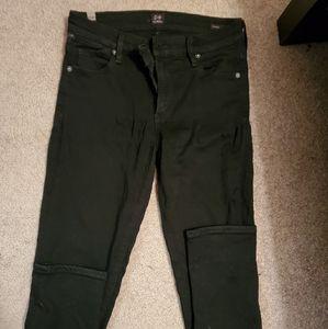 Citizen black Jean's